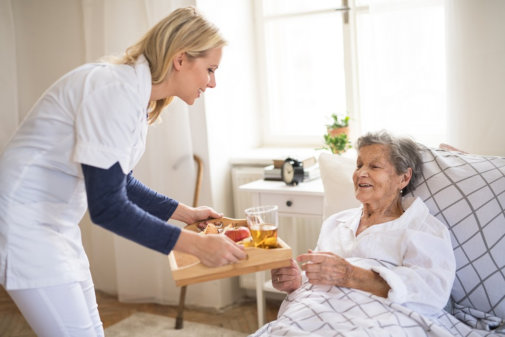 How to Get Home Health Aide for an Aging Loved One